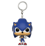 Sonic The Hedgehog POP! Vinyl Keychain Sonic (Ring) 4 cm