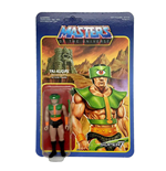 Masters of the Universe ReAction Action Figure Wave 2 Tri-Klops 10 cm