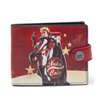 FALLOUT 4 Nuka Cola Bi-fold Wallet, Multi-colour