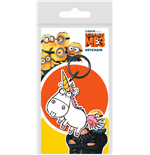 Despicable me 3 Rubber Keychain