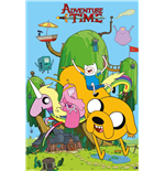 Adventure Time Poster 288106