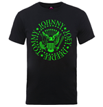 Ramones Men's Tee: Green Seal