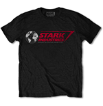 Marvel Comics Men's Tee: Stark Industries