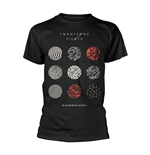 Twenty One Pilots T-shirt Pattern Circles