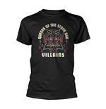 Queens Of The Stone Age T-shirt Villians