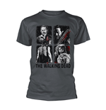 Walking DEAD, The T-shirt 4 Characters