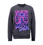 Rick And Morty X Absolute Cult Sweatshirt Anatomy Park