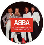 "Vynil Abba - Take A Chance On Me (7"") (Picture Disc)"