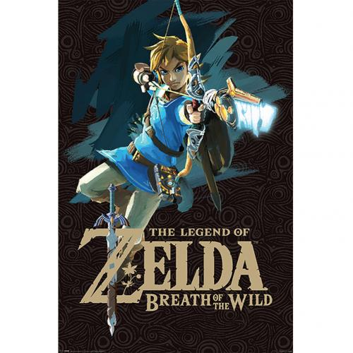 The Legend Of Zelda Poster 213