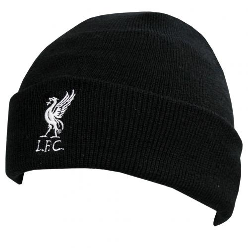 Liverpool F.C. Knitted Hat TU BLK