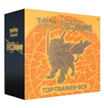 Pokemon Sun and Moon 05 Ultra Prism Trainer Box *German Version*