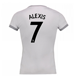 2017-18 Man United Womens Third Shirt (Alexis 7)