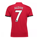 20Alexis 77-20Alexis 78 Man United Home Shirt (Alexis 7)