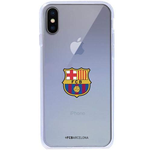 F.C. Barcelona iPhone X TPU Case