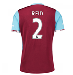 2016-17 West Ham Home Shirt (Reid 2)