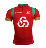 2018-2019 Portugal Home Replica Rugby Shirt