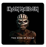 Iron Maiden Coaster Pack The Book of Souls (6)