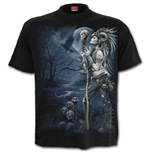 Raven Queen - T-Shirt Black