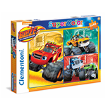 Blaze and the Monster Machines Puzzles 290501