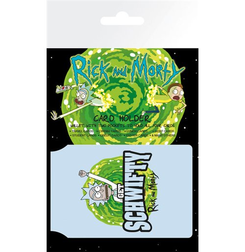 Rick and Morty Cardholder 290510