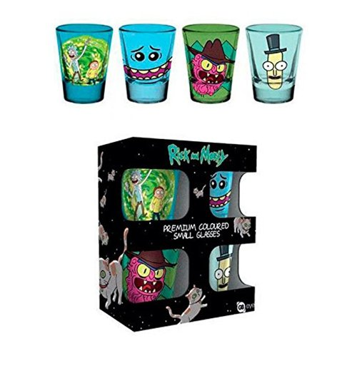 Rick And Morty Glassware 290518 For Only A 19 56 At