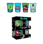 Rick and Morty Glassware 290518