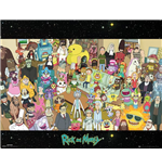 Rick and Morty Poster 290522
