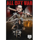 The Walking Dead - Season 8 Collage Maxi Poster (61x91,5 Cm)