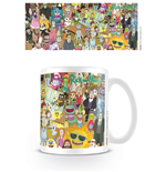 Rick and Morty Mug 290824