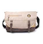 ASSASSIN'S CREED Origins Crest Logo Messenger Bag with Dual Buckle Straps, Multi-colour