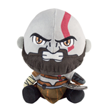GOD OF WAR Kratos Stubbins Plush Doll, Multi-colour