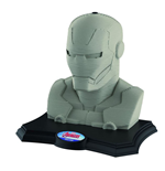 MARVEL COMICS Avengers Iron Man 3D Sculpture Puzzle