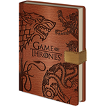 Game of Thrones Notepad 291269