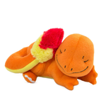 Pokemon Plush Figure Sleeping Charmander 16 cm