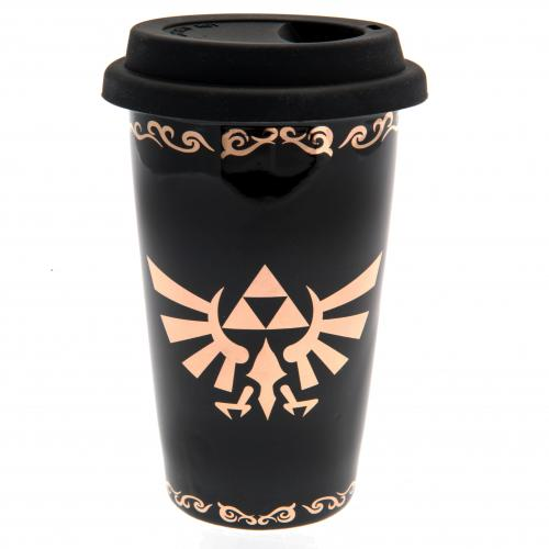 The Legend Of Zelda Ceramic Travel Mug