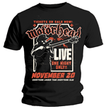 Motorhead Men's Tee: Lemmy Firepower