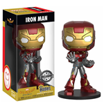 Spider-Man Homecoming Wacky Wobbler Bobble-Head Iron Man 15 cm