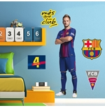 Barcelona Wall Stickers 292287