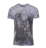 Avengers: Infinity War - Thanos Men's T-shirt