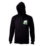 Rick & Morty - Let's Get Riggity Riggity Wrecked Men's Hoodie