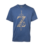 Zelda - Faux Denim T-shirt