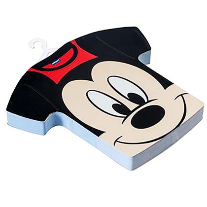 Mickey Mouse Sticky Notes Paper Pad