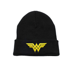 Wonder Woman - Logo - Headwear Black