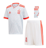 2018-2019 Spain Away Adidas Youth Kit