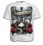Unspoken - T-Shirt White
