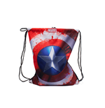 Marvel - Captain America Gymbag