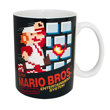 Super MARIO Bros. NES Coffee Mug