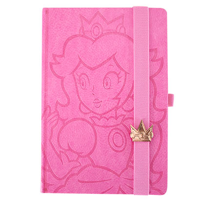 Super MARIO Bros. Princess Peach Notebook