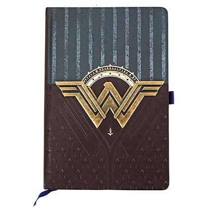 WONDER WOMAN Movie Journal Notebook