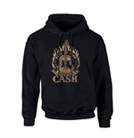 Johnny Cash Sweatshirt Ring Of Fire